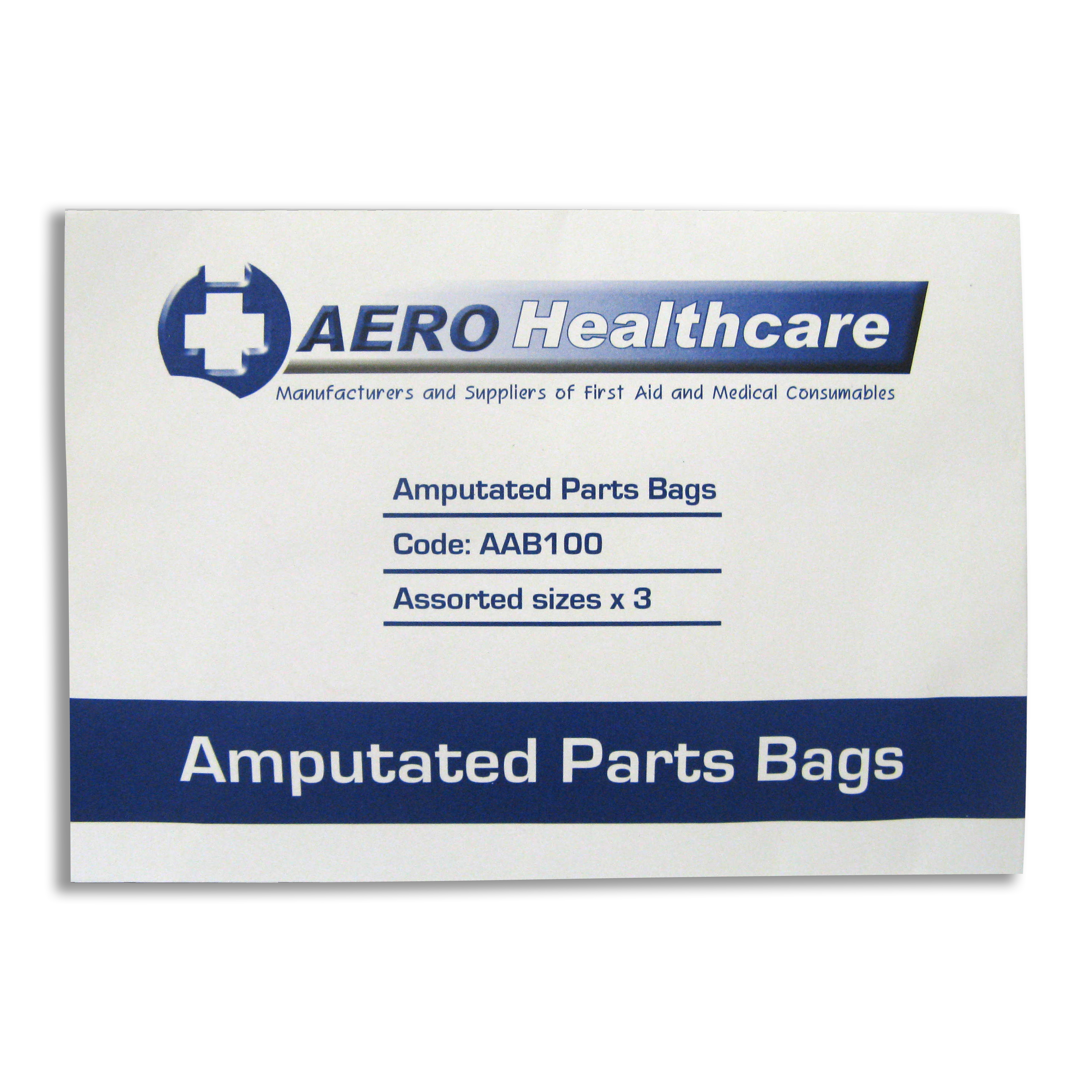 Amputated Parts Bags