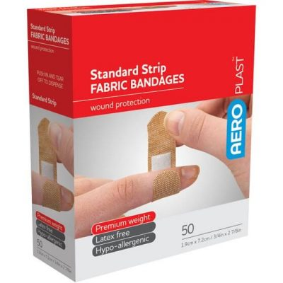 Adhesive Plasters (bandaids)