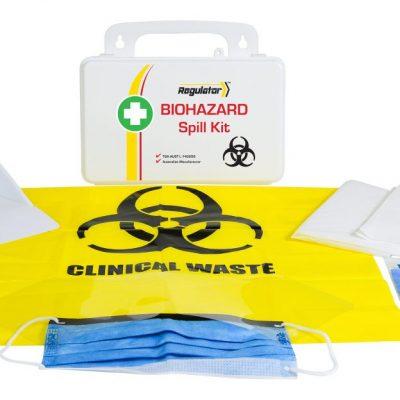 Spill kit - Biohazard