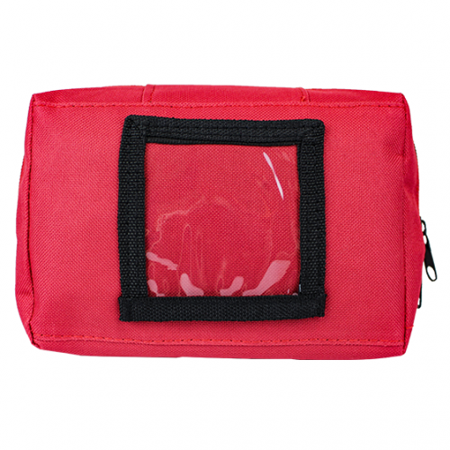 Red Softpack First Aid Bag – Small