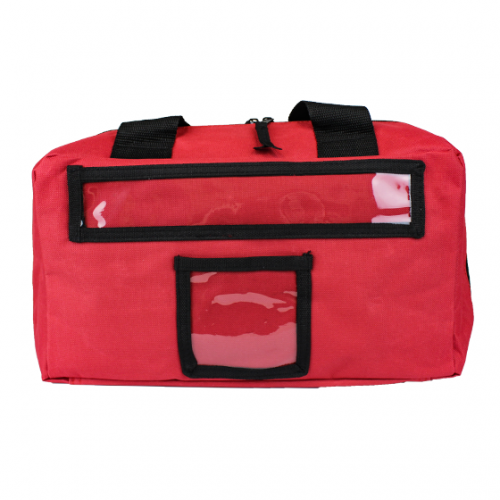 Red Softpack First Aid Bag