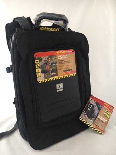 elite tablet back pack