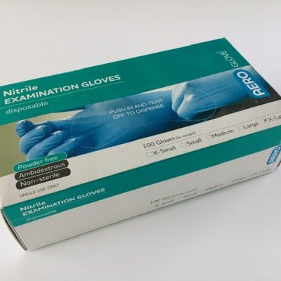 Nitrile Examination Glove XL